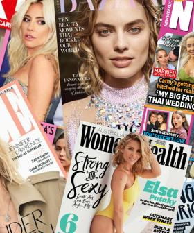 Elle, Harper's Bazaar, NW, OK!, InStyle Magazine And Others Given The Axe