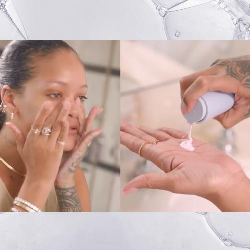 Rihanna Is Releasing Fenty Skin Care Range REALLY SOON!