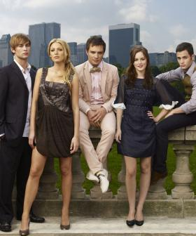 STOP EVERYTHING: There Was Just A Mini Gossip Girl Reunion And XOXO We Can't Deal