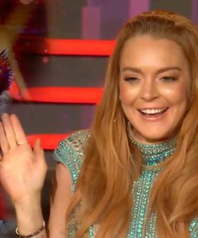 Lindsay Lohan Not Returning For New Season Of Masked Singer Due To COVID-19 Restrictions