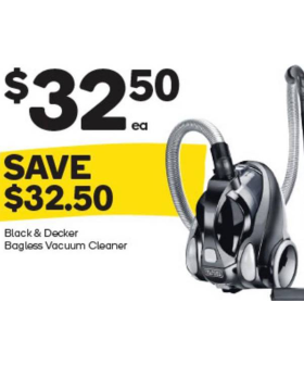Woolworths Is Now Selling Half-Price Vacuum Cleaners & People Are Going Nuts For Them