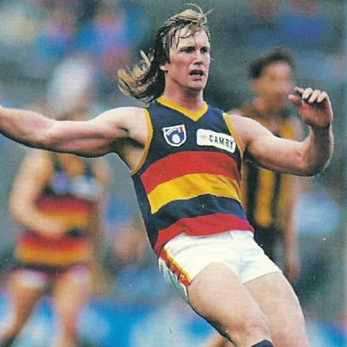 SA Footy Legend Greg Anderson Shares His Tips On Keeping A Five-Decade-Old Mullet
