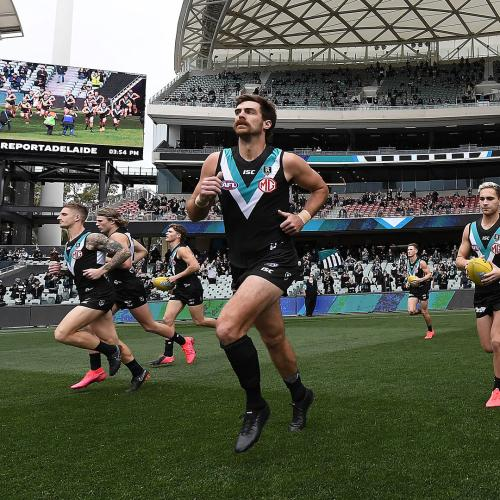 This Is How You Can Pick Up Tickets To Port Adelaide's Friday Night Prelim