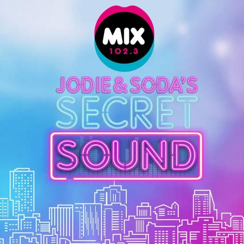 Congratulations To Tanya Who Correctly Guessed Jodie & Soda's Secret Sound!