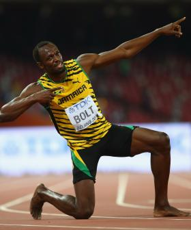 Usain Bolt Reportedly Tests Positive For COVID-19 After Hosting Birthday Bash