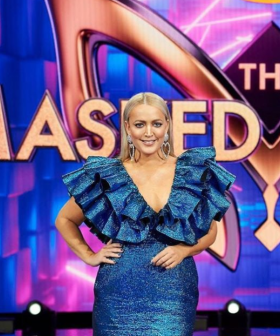 Jackie O Discusses The Moment She Found Out The Masked Singer Had Been Suspended