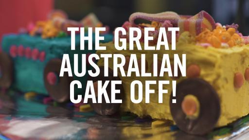 The Great Australian Cake Off!