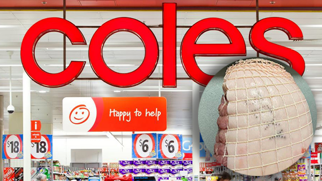 image for Coles Shopper Finds Cheeky Note In Her Coles Pork Roast