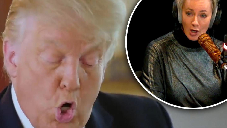 Donald Trump Gets GRILLED By Aussie Journalist