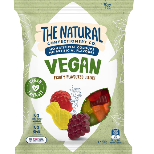 The Natural Confectionery Co. Has Dropped Vegan Lollies That Taste Like The Originals