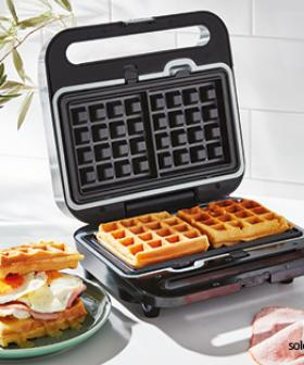 Have You Seen Aldi's 'Multi Snack Maker'? It Looks Like A Game Changer!