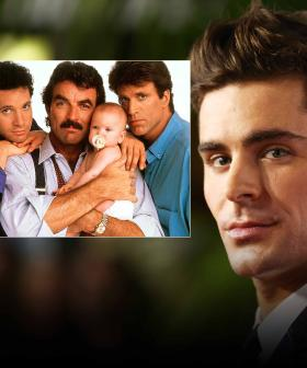 Zac Efron To Star In 'Three Men And A Baby' Remake
