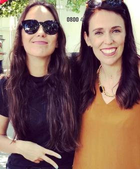 Kiwi PM Jacinda Ardern Rocked Up At A Festival Amy Shark Was Playing And The Reason Why Is So Cool!