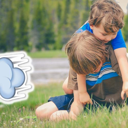 This Parenting Expert Reckons It's A Good Idea To Fart In Front Of Your Boys