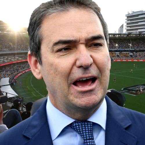 Premier Reveals Why He Thinks Queensland Was Awarded This Year's Grand Final