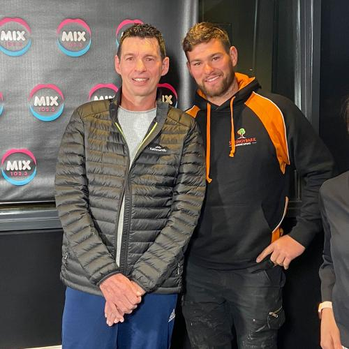 Former Crow Mitch Grigg's Dad Chris Has Been Fighting MND, This Is Their Family's Inspirational Story