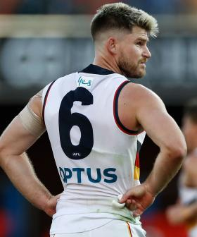 Bryce Gibbs To Retire At The End Of The Season
