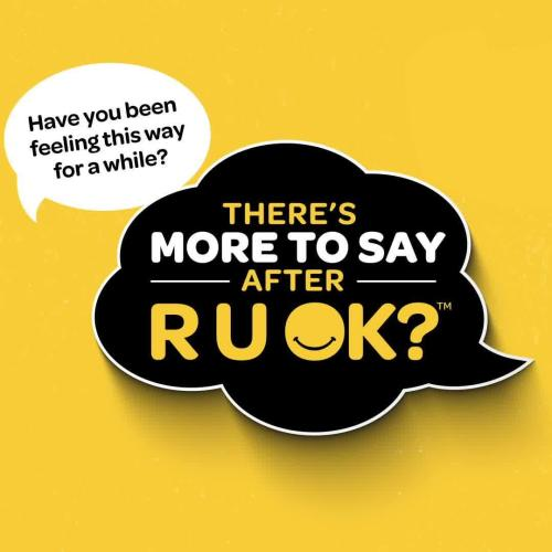 On R U OK Day We Spoke To A Former Police Officer About His Journey To Health From Depression & PTSD