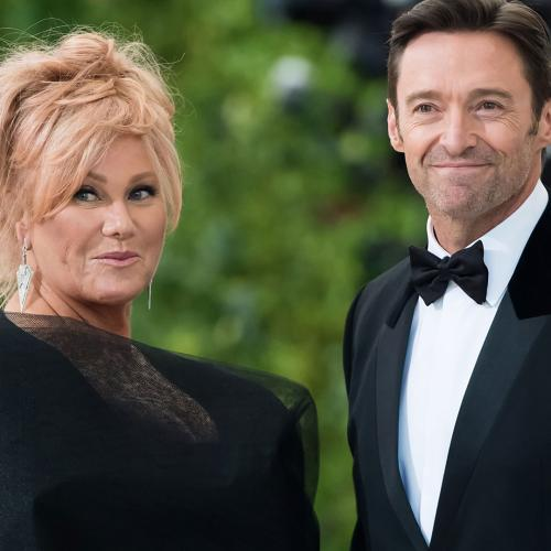 There's One Comment Deborra-Lee Furness Is Sick Of Hearing About Her Husband Hugh Jackman