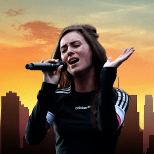 Who's Calling Christian: Amy Shark