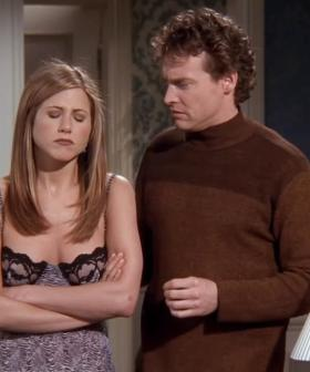 Jennifer Aniston & Tate Donovan Were Breaking Up IRL When They Filmed Friends Together