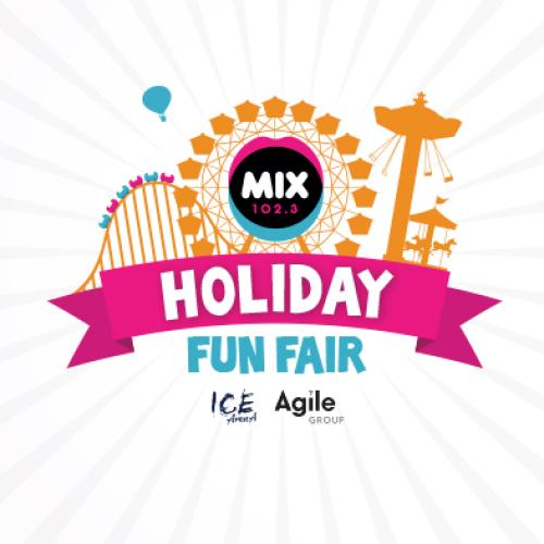 Mix 102.3's Holiday Fun Fair