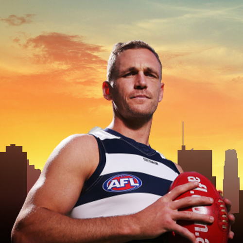 Who's Calling Christian : Joel Selwood