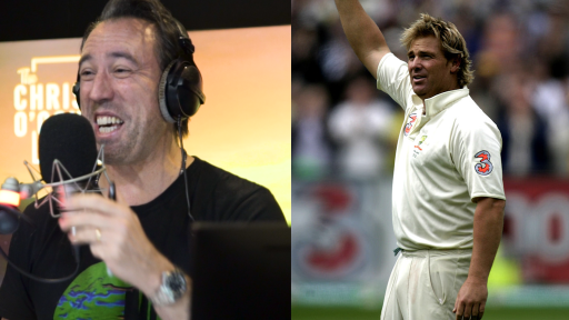 Shane Warne Is A Massive 80s Fan!