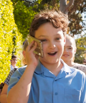 This Epic School Pick Up Is Guaranteed To Make You Smile!