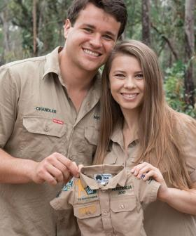 Bindi Irwin Has Shared Her First Photo Of Her Little Baby And It's So Adorable
