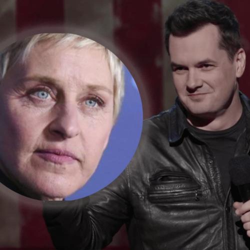 Jim Jefferies Has 'Never Heard A Good Word About' Ellen