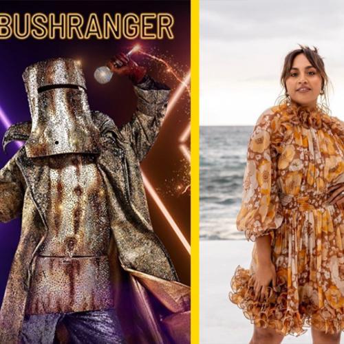 Jess Mauboy Is Our Tip For The Masked Singer's Bushranger...Thoughts?