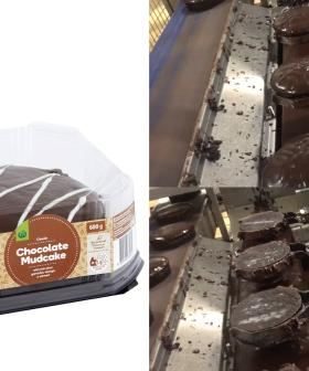 This TikTok Showing How Woolworths Mudcakes Are Made Is Simply Beautiful