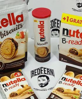 Love Nutella? Check Out These Nutella Biscuits That Are Popping Up On Our Shelves!