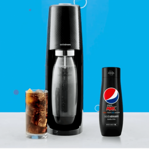 You Can Now Make Real Pepsi At Home With Your SodaStream