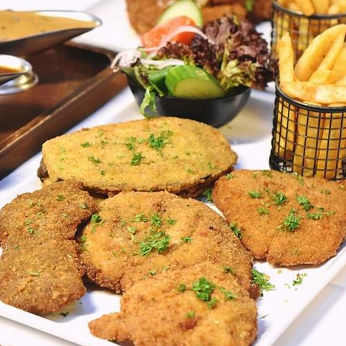 It's Official! Adelaide Is Home To Australia's Best Schnitzel