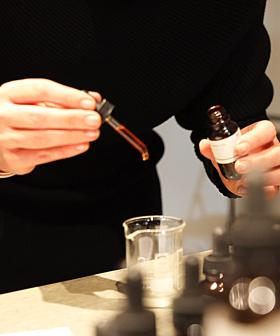 Did You Know There's A Place In The Barossa Where You Can Make Your Own Perfume & Cologne?