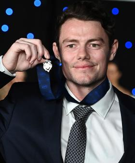 "Lachie Neale Reveals Which Family Member Was ""Best On Ground"" During Last Night's Brownlow Party"