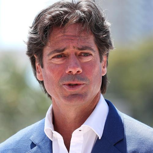 Hamish McLachlan Says That Brother, AFL CEO Gill McLachlan Has Lost 12kg From Stress This Year