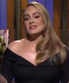 Adele Returned To SNL For The First Time In 12 Years And Absolutely Killed!