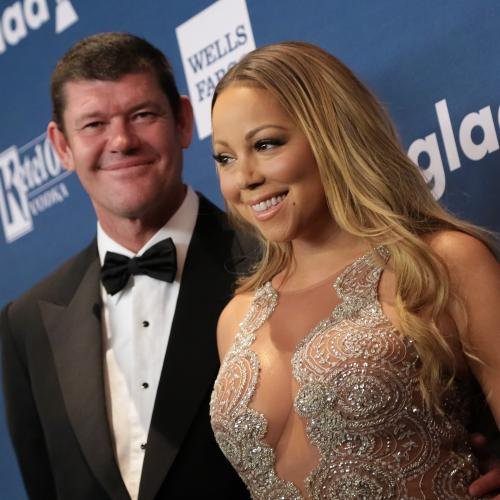 "Mariah Carey Reveals That She NEVER Had A ""Physical Relationship"" With James Packer"