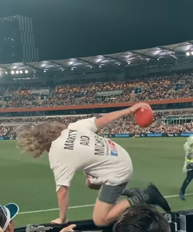AFL Streaking Internet Pranksters Marty & Michael Apologise For Stunt