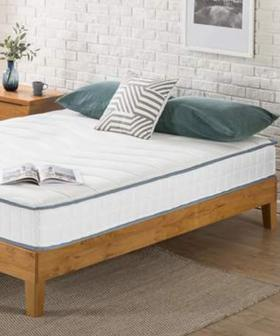 Kmart's Selling A $199 Mattress Considered Better Than A $6000 One!