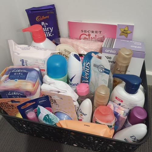 This Basket Of Stuff Has Revealed A MAJOR Divide Among Parents Of Girls