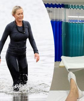 Roxy Jacenko's Going To Great Lengths To Prove Her Injury Caused Her To Quit SAS