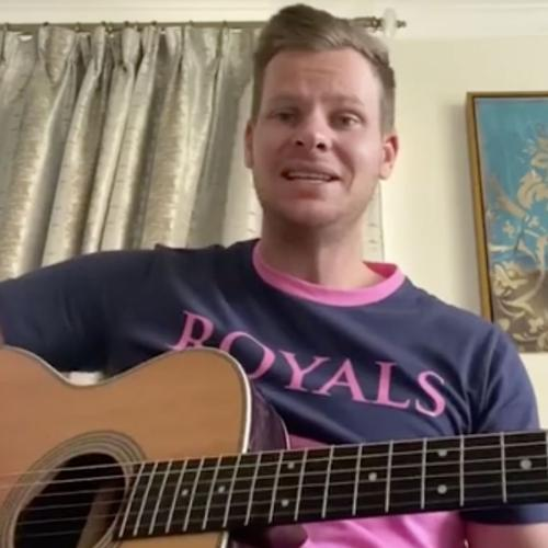Steve Smith Shared A Video Playing Guitar And Singing, And...Well, It's Really Something