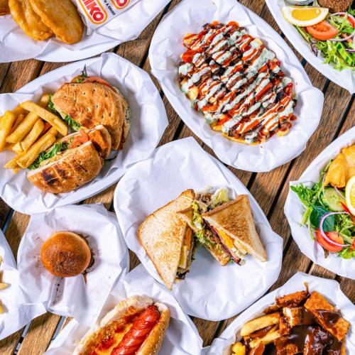 Lunch? Deliveroo's Slinging $1 Meals With Free Delivery From This Adelaide Restaurant At 1pm