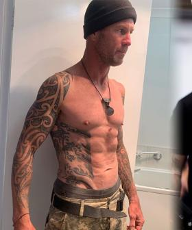 Shannan Ponton Reveals The Incredible Amount Of Weight He Lost Through SAS Australia