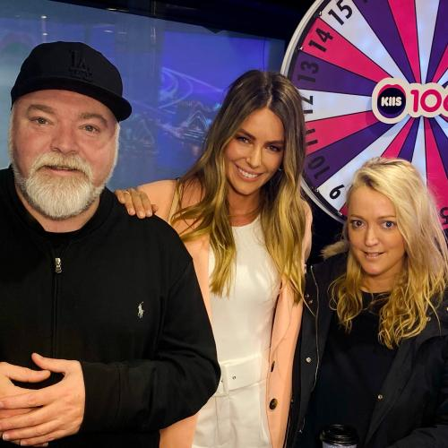 Jennifer Hawkins Explains How Breast Feeding Works To Fully Grown Man Kyle Sandilands