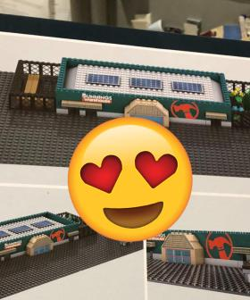 Bunnings Brings Back Last Year's Hottest Item: The LEGO-Style Bunnings Warehouse
